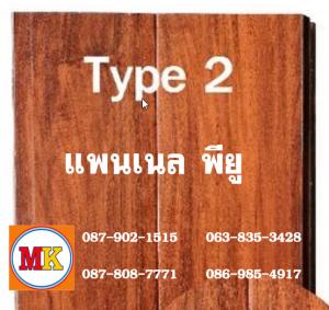 แพนเนล บุฉนวนพียู TYPE 2