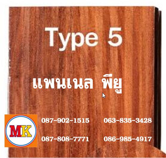 แพนเนล บุฉนวนพียู TYPE 5